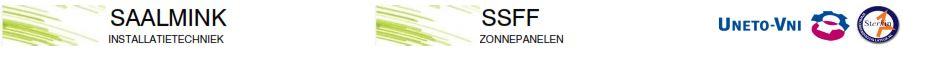SSFF  –  Saalmink Installatietechniek